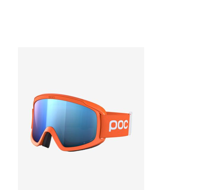 Masque de ski POC Opsin Clarity Comp Orange Fluo 2021
