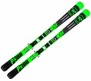 Ski ROSSIGNOL PURSUIT 300 2018 + Xpress 11 Black Green