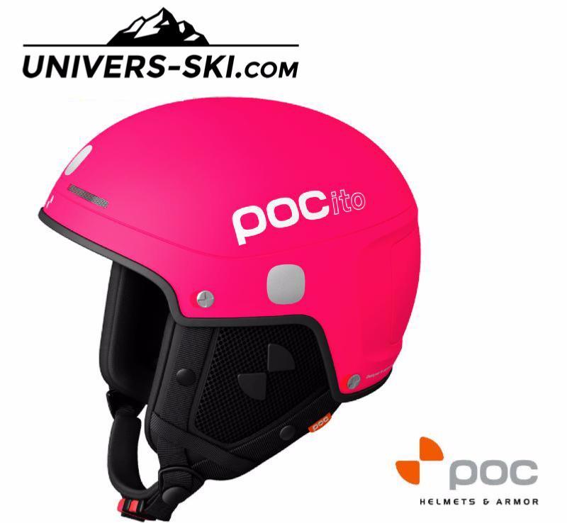 casque de ski poc pocito light rose 2017 pink. Black Bedroom Furniture Sets. Home Design Ideas