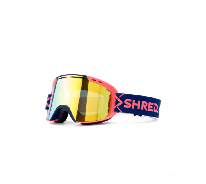 Masque de ski SHRED AMAZIFY BIGSHOW NAVY-RUST Edition Limited 2021