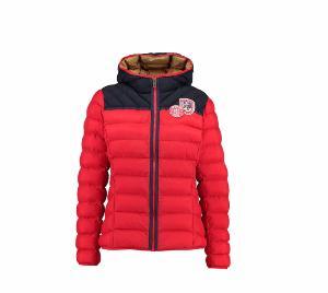e12bc8750a1 Veste NAPAPIJRI Articage Femme rouge 2019