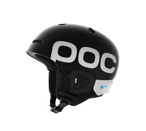 Casque de ski POC Auric Cut Backcountry Spin Black 2019