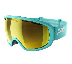 Masque de ski POC Fovea Clarity Tin Blue 2019