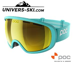 Masque de ski POC Fovea Clarity Tin Blue 2022