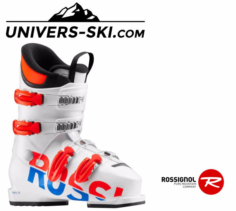 chaussures de ski rossignol h ro j4 junior 2018 enfant. Black Bedroom Furniture Sets. Home Design Ideas
