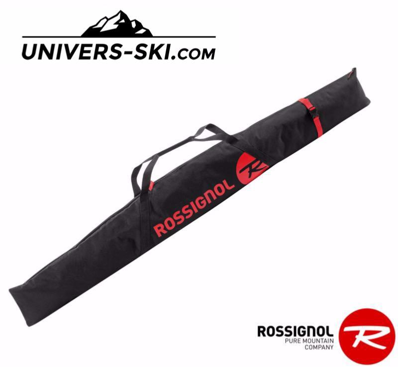 housse skis rossignol basic ski bag 210cm 2017. Black Bedroom Furniture Sets. Home Design Ideas