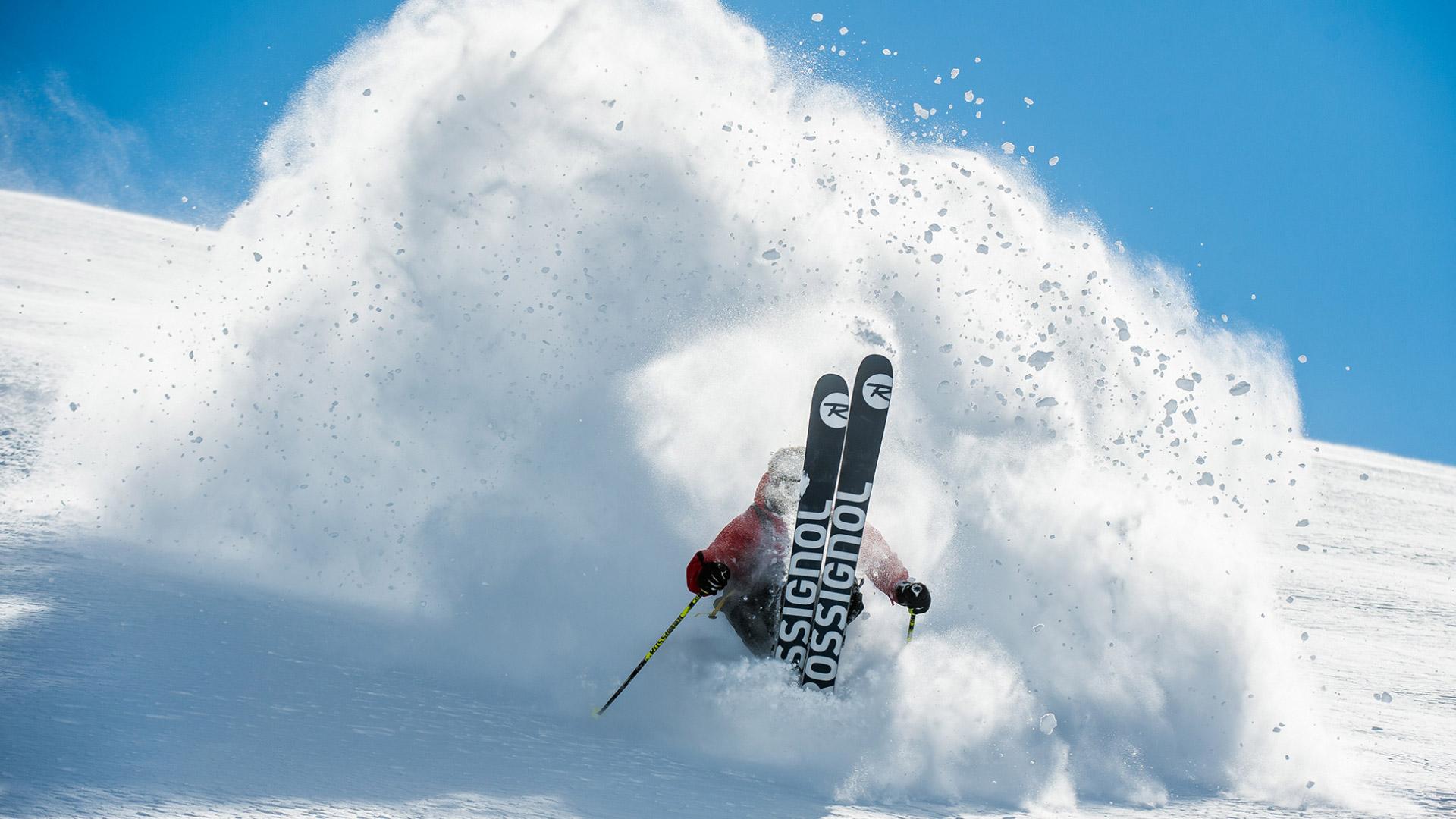 """Résultat de recherche d'images pour """"skieur rossignol"""""""