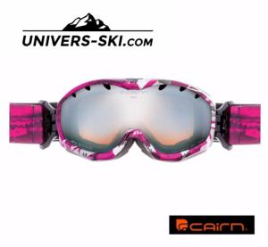 Masque de ski Cairn Adulte Jam Rose SPX 3000
