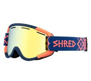 Masque de Ski SHRED NASTIFY BIGSHOW NAVY-RUST Edition Limited 2019