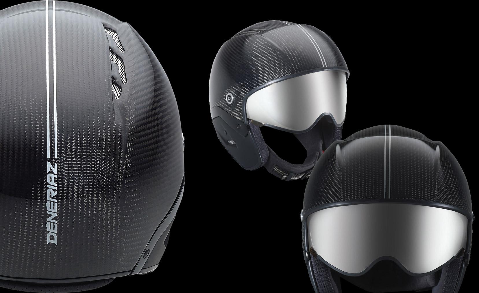 Dénériaz Skis Casques Et Masques De Ski